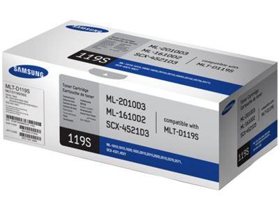 Image sur Samsung MLT-D119S Original Noir 1 pièce(s) (SU863A)