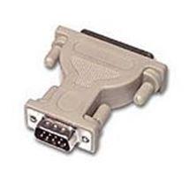 Image de C2G DB9/DB25 Adapter DB9 DB25 Gris adaptateur et connecteur de ... (81445)