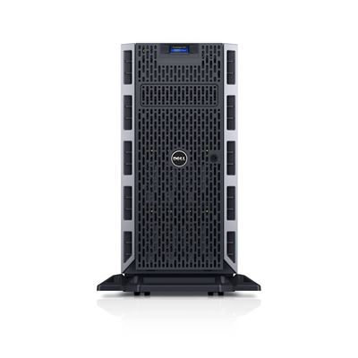 Image sur DELL PowerEdge T330 serveur 3 GHz Intel® Xeon® E3 v6 E3-1220 v6 ... (GK6KX)
