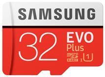 Image de Samsung MB-MC32G mémoire flash 32 Go MicroSDHC Classe 10 UH ... (MB-MC32GA)