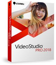 Image de Corel VideoStudio 2018 Pro (VS2018PMLMBEU)