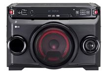 Image de LG Electronics 220W, 4 Ohm, 1x CD, 50 stations, FM, Bluetooth, ... (OM4560)
