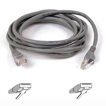 Image de Belkin 50m RJ-45 CAT-5e networking cable (A3L791B50CM-S)