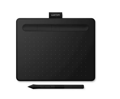 Image sur Wacom Intuos S Bluetooth 2540lpi 152 x 95mm USB/Bluetoo ... (CTL-4100WLK-S)