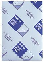 Image de Brother Inkjet Paper A4 (210×297 mm) Satin-mat Blanc papier j ... (BP60PA)