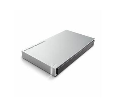 Image sur LaCie 1000Go Argent disque dur externe (STET1000403)