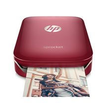 Image de HP Sprocket ZINK (Zero ink) 313 x 400DPI imprimante photo (Z3Z93A)