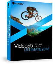 Image de Corel VideoStudio 2018 Ultimate (VS2018UMLMBEU)