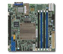 Image de Supermicro X10SDV-2C-TLN2F Intel SoC BGA 1667 1 ... (MBD-X10SDV-2C-TLN2F-O)