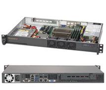 Image de Supermicro 5019S-L Intel C232 LGA 1151 (Socket H4) 1U Noi ... (SYS-5019S-L)