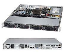 Image de Supermicro SuperServer 5018D-MTF Intel C224 LGA 1150 (S ... (SYS-5018D-MTF)