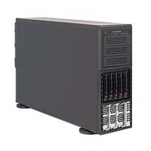 Image de Supermicro Prise G34 Full-Tower Noir barebone PC/ poste ... (AS-4042G-6RF)