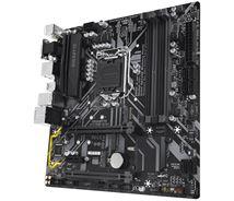 Image de Gigabyte Intel H370 LGA 1151 (Socket H4) Mini-ATX carte mè ... (H370M D3H)