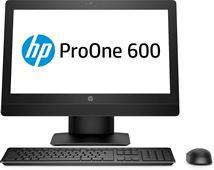 """Image de HP ProOne 600 G3 3.4GHz i5-7500 21.5"""" 1920 x 1080pixels Noir ... (2LT12AW)"""