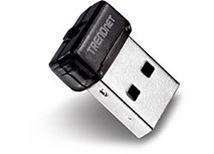 Image de Trendnet 150Mbps Micro Wireless N USB Adapter (TEW-648UBM)