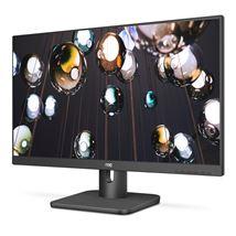 """Image de AOC 23.8"""" Full HD IPS Mat Plat Noir écran plat de PC (24E1Q)"""