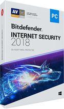 Image de Bitdefender Internet Security 2018 (2 Jaar / 5 Devic ... (CR_IS_18_5_24_BE)