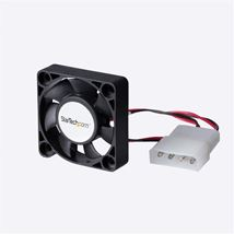 Image de StarTech.com Ventilateur PC à Roulement à Billes - Alimenta ... (FAN4X1LP4)