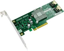 Image de Supermicro carte et adaptateur d'interfaces Interne (AOC-SAS2LP-MV8)
