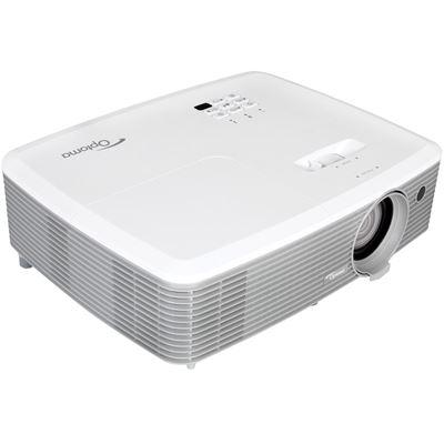 Image sur Optoma W400 vidéo-projecteur 4000 ANSI lumens DLP WXGA ... (95.78C01GC0E)