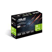 Image de ASUS GT710-SL-2GD5 GeForce GT 710 2 Go GDDR5 (90YV0AL3-M0NA00)