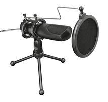 Image de Trust GXT 232 Mantis PC microphone Noir (22656)