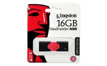 Image de Kingston Technology DataTraveler 106 USB flash drive (DT106/16GB)