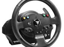 Image de Thrustmaster TMX Force Feedback gouvernaille PC,Xbox One Noi ... (4460136)