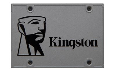 "Image sur Kingston Technology UV500 disque SSD 2.5"" 480 Go Série AT ... (SUV500/480G)"