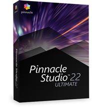 Image de Corel Pinnacle Studio 22 Ultimate (PNST22ULMLEU)