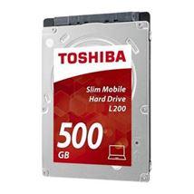 Image de Toshiba L200 500GB (HDWK105UZSVA)
