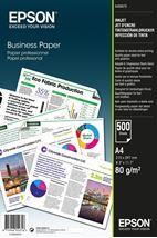 Image de Epson Business Paper - A4 - 500 Sheets printing paper (C13S450075)