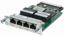 Image de Cisco 4-Port T1/E1 Clear Channel High-Speed WAN Interfa ... (HWIC-4T1/E1=)
