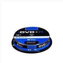 Image de Intenso DVD+R 4.7 GB 16x DVD vierge (4111652)
