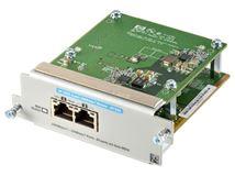 Image de HPE 2920 2-port 10GBASE-T module de commutation réseau 10 Gig ... (J9732A)