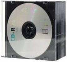 Image de Ednet 10 CD Slim Cases 5 mm (64034)