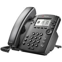 Image de Polycom VVX 301 Skype for Business IP phone (2200-48300-019)
