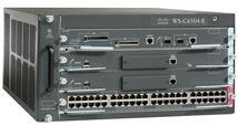 Image de Cisco Catalyst 6504 Enhanced network equipment chassis (WS-C6504-E=)