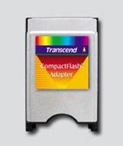 Image de Transcend CompactFlash Adapter lecteur de carte mémoire (TS0MCF2PC)