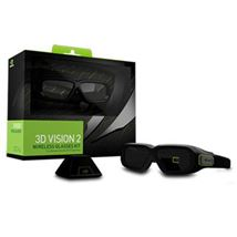 Image de Nvidia GeForce 3D Vision 2 stereoscopic 3D glasse ... (942-11431-0009-001)