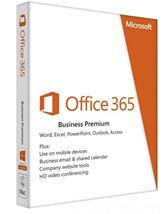 Image de Microsoft Office 365 Business Premium 1 licence(s) 1 année ... (KLQ-00388)