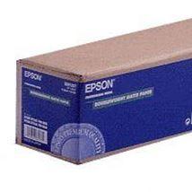 """Image de Epson Pap Mat Double Epaisseur 180g 44"""" (1,118x25m) (C13S041387)"""