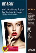 Image de Epson Archival Matte Paper printing paper (C13S041340)