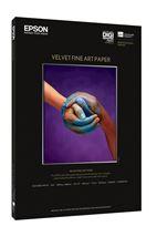 Image de Epson Velvet Fine Art Paper printing paper (C13S041637)