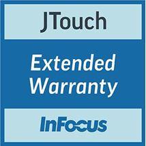 Image de Infocus Hardware warranty plan, 101.6 cm (40'') JTouch, 3 y ... (EPW-40JT3)
