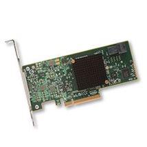 Image de Broadcom SAS 9300-4i SGL carte et adaptateur d'interface ... (H5-25473-00)