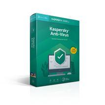 Image de KASPERSKY Lab Anti-Virus 2019 Base license 3 1 an ... (KL1171B5CFS-9SLIM)