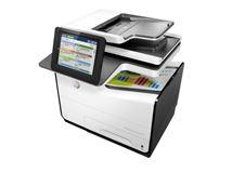 Image de HP PageWide Imprimante multifonction couleur Enterprise 586dn (G1W39A)