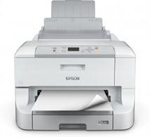 Image de Epson WorkForce Pro WF-8010DW inkjet printer (C11CD42301)