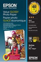 Image de Epson Value Glossy Photo Paper (C13S400044)